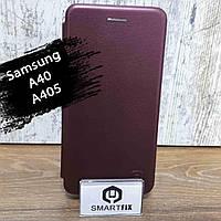 Чехол книжка для Samsung A40 G-Case, фото 1