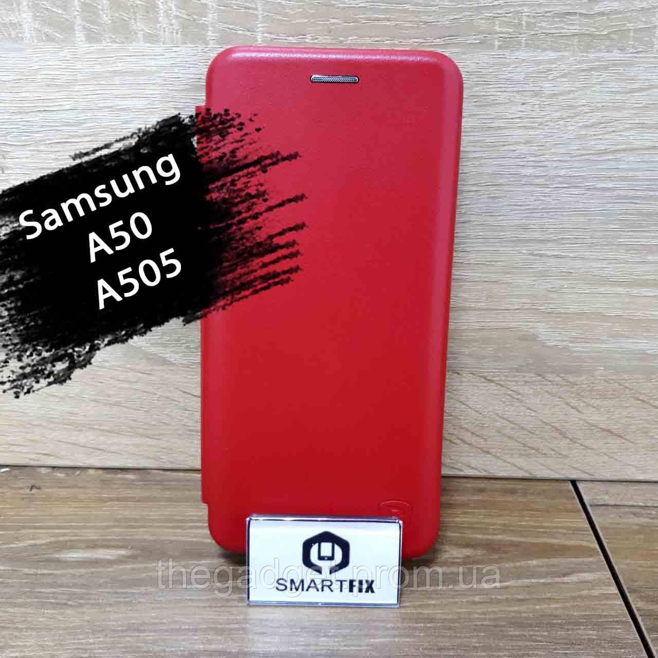 Чехол книжка для Samsung A50/A505