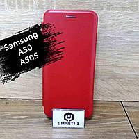 Чехол книжка для Samsung A50/A505, фото 1
