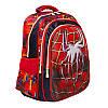 Детский рюкзак-чемодан 4 рисунка  (Spiderman) Цвет Красный, фото 2