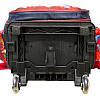 Детский рюкзак-чемодан 4 рисунка  (Spiderman) Цвет Красный, фото 6
