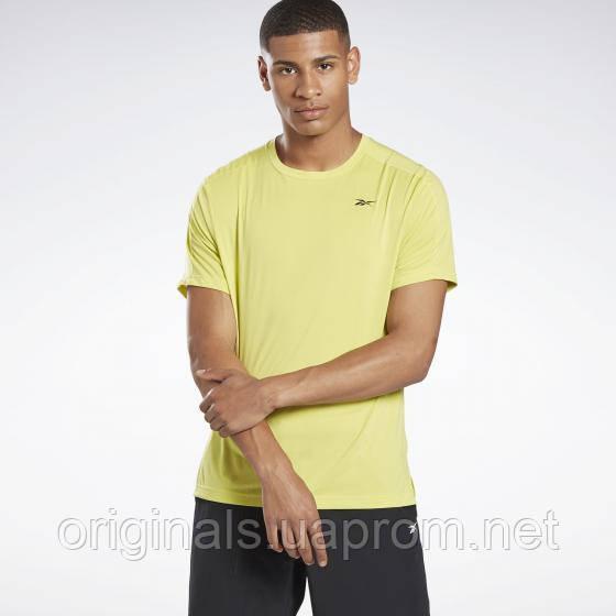Футболка для интенсивных тренировок Reebok United By Fitness Perforated FT0083 2020/2 мужская