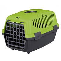 Перенесення для кішок і собак Trixie Capri, 48х32х31см, зелена, до 6кг