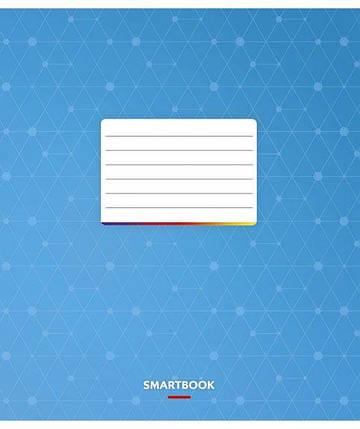 """Тетрадь 24 л. клетка Star """"Smartbook"""" 2579/51283, фото 2"""