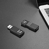 Флешка HOCO USB Intelligent U disk UD6 64GB, черная, фото 4