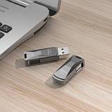 Флешка HOCO USB UD5 64GB, черная, фото 5