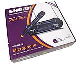 Радиосистема Shure AWM-508R, база, 2 микрофона, фото 6