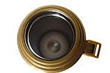 Термос железный походный Stenson 6320 2л, фото 4