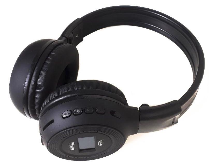 Навушники безпровідні Bluetooth N65BT, чорні
