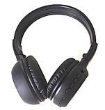 Навушники безпровідні Bluetooth N65BT, чорні, фото 3