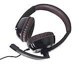 Навушники ігрові KONI Strong Gaming KS-996, чорні, фото 2