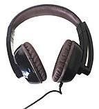 Навушники ігрові KONI Strong Gaming KS-996, чорні, фото 3