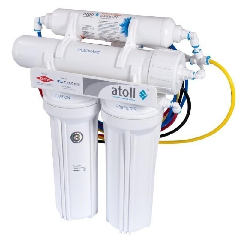 Фильтр обратного осмоса Atoll A-450 STD