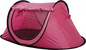 Двомісна Палатка KingCamp Місті KT3071, рожева