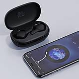 Навушники Bluetooth REMAX True TWS-6 в кейсі, білі, фото 5
