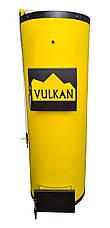 Котел твердотопливный Vulkan candle U 40 кВт. Бесплатная доставка!, фото 3