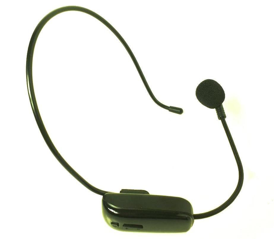 Микрофон головной E020 WR-720 с FM радио