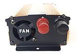 Преобразователь авто инвертор UKC 7063 12V-220V 200W, фото 3
