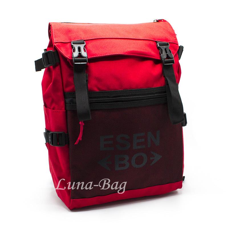 """Рюкзак """"Esen Bo""""  4 Цвета Красный"""