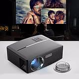 Проектор портативный мультимедийный Led Projector BYINTEK SKY GP80, фото 6