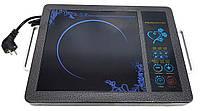 Электроплита инфракрасная 2000W Domotec MS-5842, фото 1