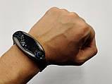 Фітнес-браслет з бездротовими навушниками Smart TWS T90 6940, чорний, фото 10