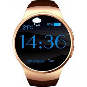 Умные часы Smart Watch Kingwear KW18 6951, золото