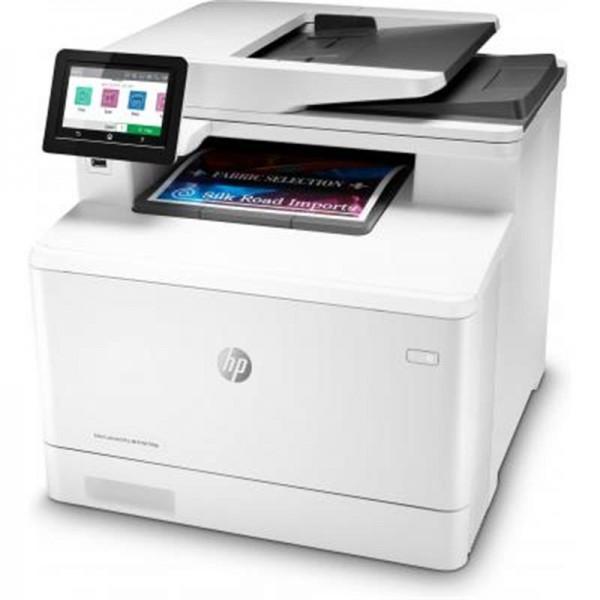 МФУ А4 цв. HP Color LJ Pro M479fdn (W1A79A)