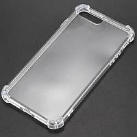 Прозорий силіконовий чохол з бортиками iPhone 7 Plus/ iPhone 8 Plus