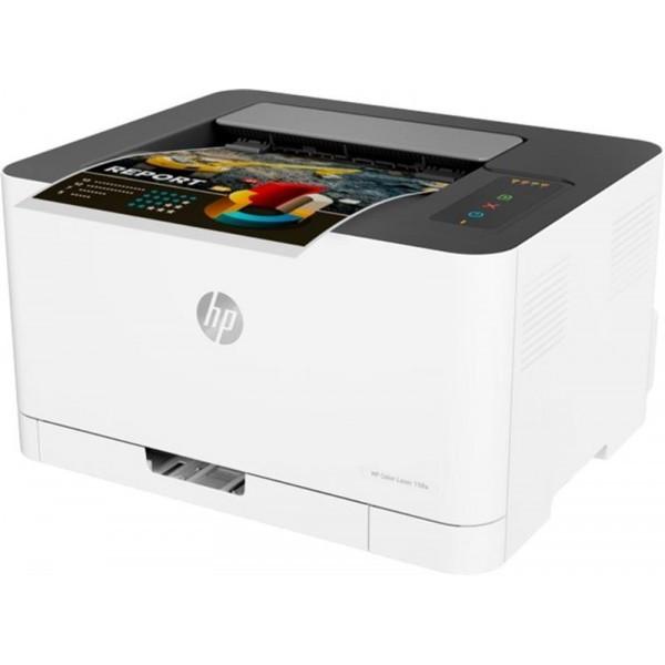 Принтер А4 HP Color Laser 150nw с Wi-Fi (4ZB95A)
