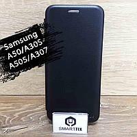 Чохол книжка для Samsung A50 G-Case