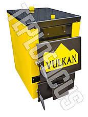 Котел Vulkan Classic 16 кВт твердотопливный утепленный, фото 3