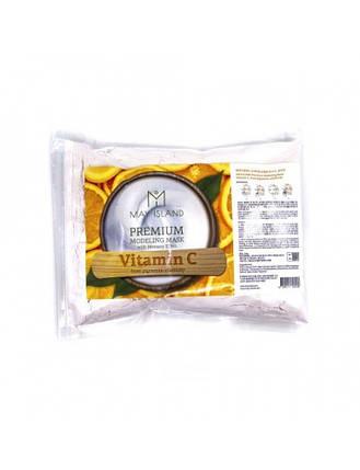 Альгинатная маска с экстрактом морских водорослей  May Island Premium Modeling Mask Vitamin C, 250 гр, фото 2