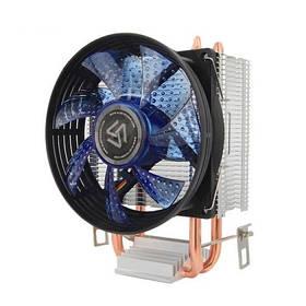 Кулер для процесора, башта, система охолодження, Intel AMD, Alseye Eddy 8