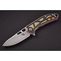 Нож складной премиум класса  CH 3509, фото 1