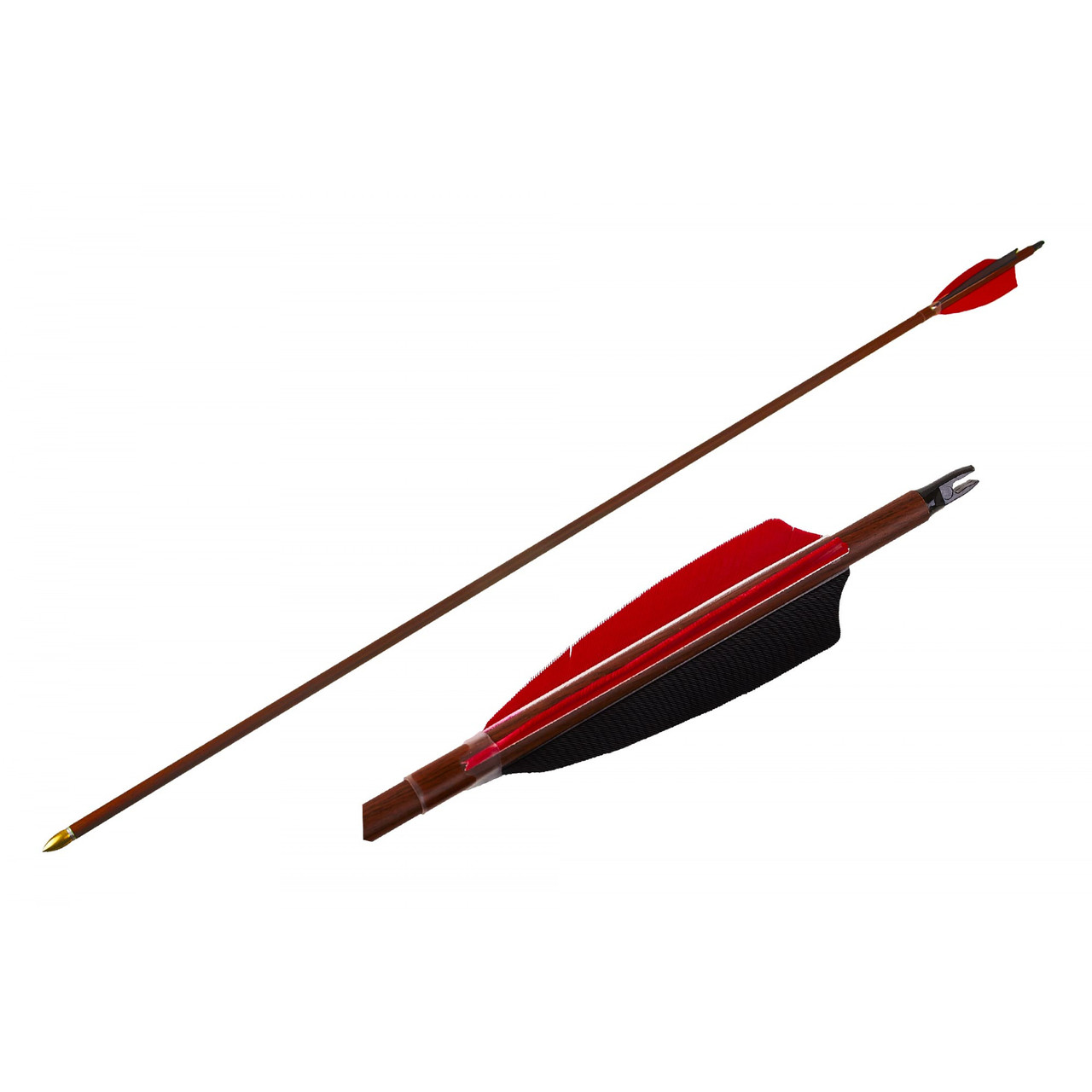 Стріла-1005 ( мікс карбон)