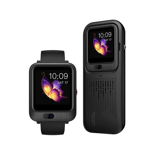 Смарт часы Lemfo LEM11 1/16Gb black