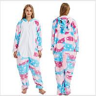 Пижама кигуруми для детей Магический единорог Funny Mood, фото 1