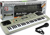 Дитяче піаніно MQ807 USB MP3, фото 1