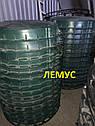 Люк садовый пластиковый зеленый без  замка, фото 3