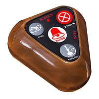 Кнопка вызова кальянщика и официанта R-134 Brown, фото 1