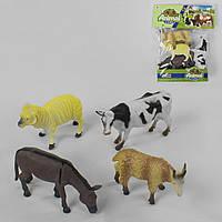 Набор домашних животных 2N 504001 (85994) в кульке