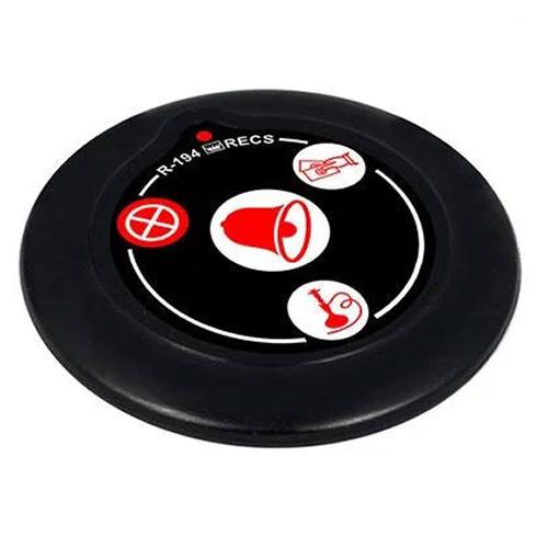 Кнопка виклику офіціанта і кальянщика RECS R-194 Hookah Black