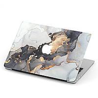 Пластиковий чохол для Apple MacBook Pro / Air Мармур (Marble) макбук про hard case cover, фото 1