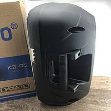 KIPO KB-Q5 портативная Bluetooth Колонка с микрофоном беспроводная Кипо блютуз, фото 3