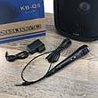 KIPO KB-Q5 портативная Bluetooth Колонка с микрофоном беспроводная Кипо блютуз, фото 4