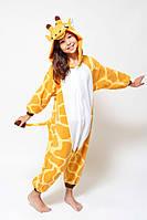 Піжама кигуруми для дітей Жираф Funny Mood, фото 1