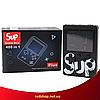 Игровая приставка SUP Game Box 400в1 Черная - Приставка Dendy с подключением к ТВ, портативная консоль 400 игр, фото 3