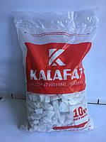 Декоративный Камень Белая Мраморная крошка Kalafat (упаковка 10кг) Фракция 18-40 мм