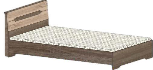 Кровать Стиль СМ-900 Сучасні Меблі